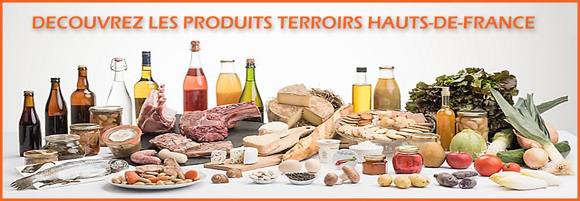 Produits terroirs Hauts-de-France